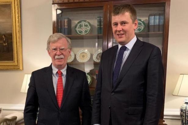 Trumpův poradce Bolton jednal s Petříčkem, ocenil český přístup ke kybernetické bezpečnosti