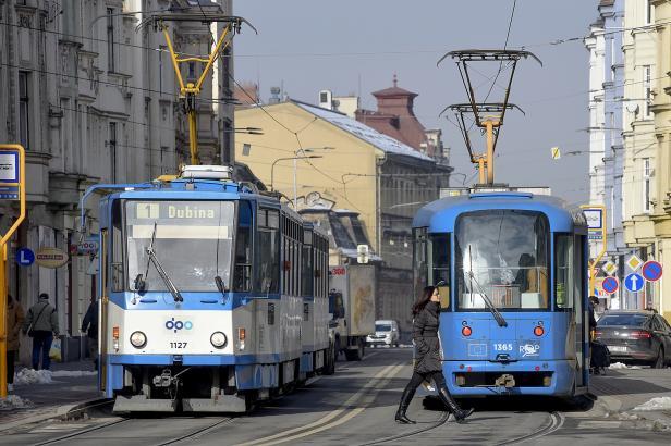 Frekventovaná Nádražní ulice v Ostravě bude rozkopaná v srpnu. Opravovat se musí znovu po třech letech