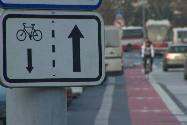 V Brně přibylo za pět let dvacet kilometrů cyklopruhů a stezek. Stále je to málo, stěžují si cyklisté