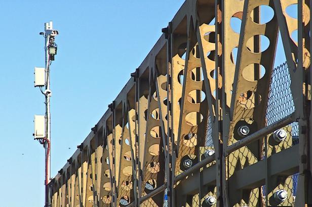 Radary v Pasohlávkách měří neukázněné řidiče. Peníze z pokut ale do obecní kasy nejdou