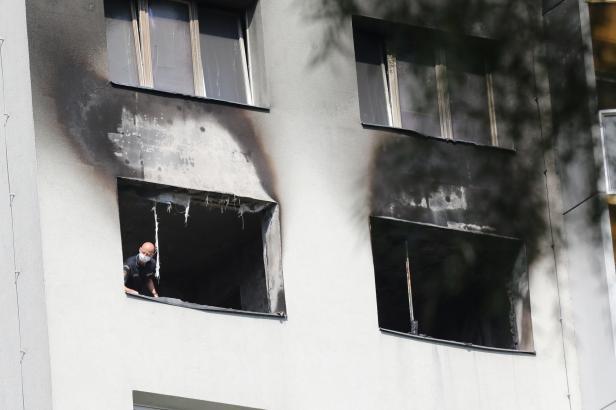 Muž obviněný z požáru v Bohumíně, kde zahynulo 11 lidí, přijal nabídku žalobce na doživotní trest