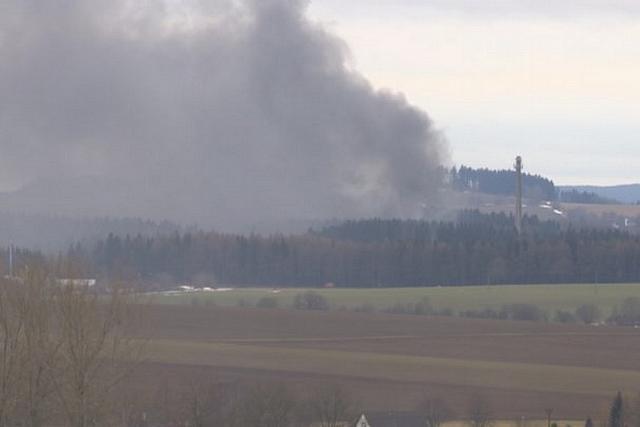 Exploze v Poličských strojírnách