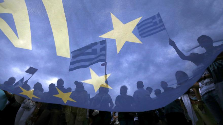 Video Kulidakis: Řekové by drachmu možní i chtěli