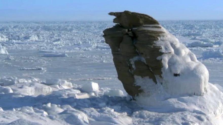 Video Rusko už podruhé žádá o značnou část území v Arktidě