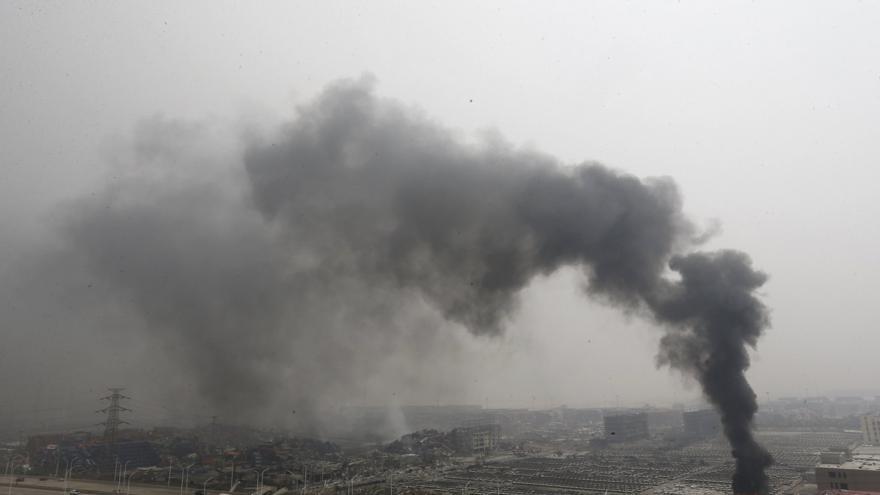Video Svědek výbuchu: Rozšířila se panika