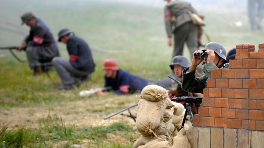 Video Události: Králíky se ponořily do válečné vřavy