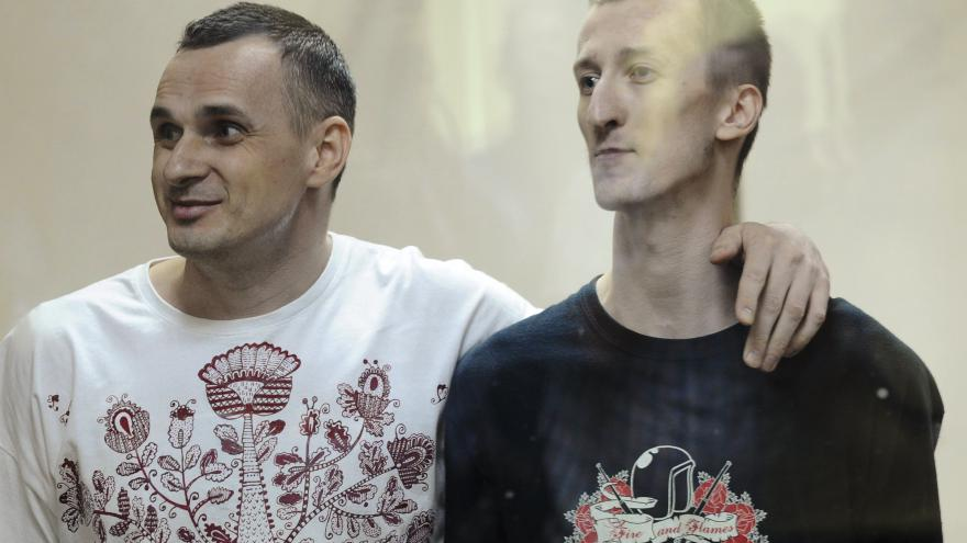 Video Publicistka Šustrová k odsouzení Sencova