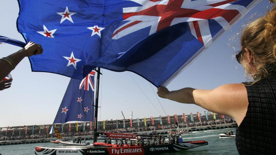 Video Nový Zéland vybírá novou vlajku
