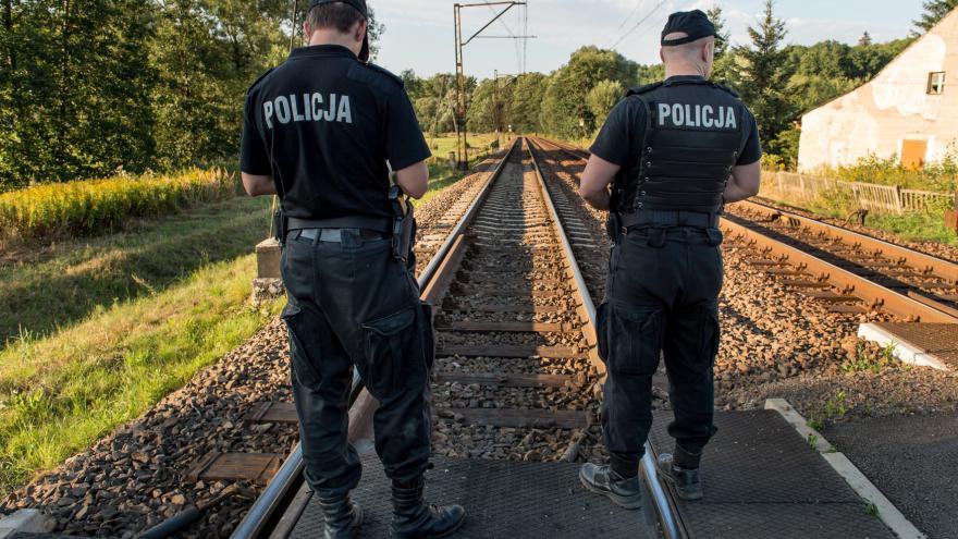 Video Falešná zpráva o nacistickém pokladu v Polsku