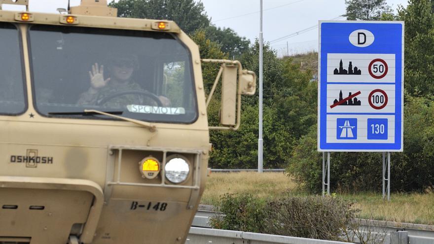 Video Studio 6 - Českem projede americký konvoj