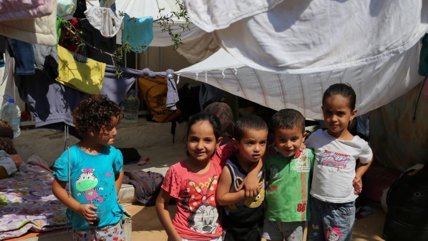 Video Studio 6: Situace v uprchlických táborech na Blízkém východě