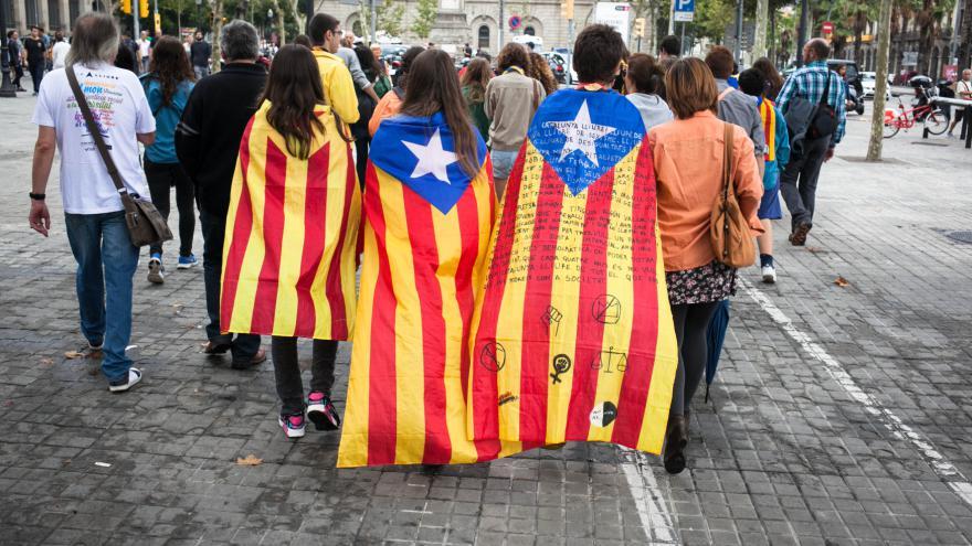 Video Události: V Katalánských volbách zvítězili separatisté