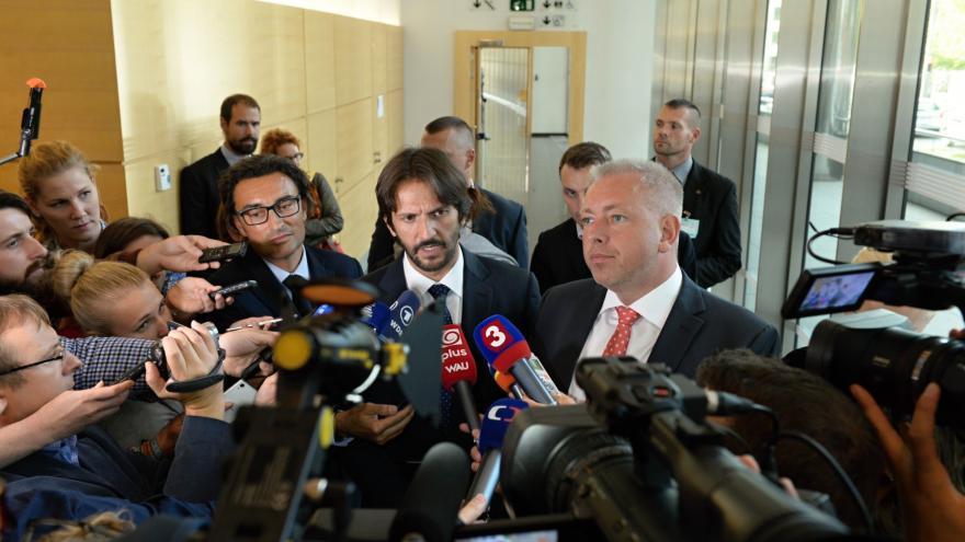 Video Studio ČT24 k výsledkům jednání ministrů vnitra EU