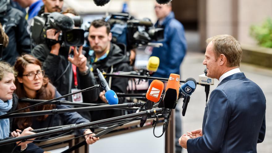 Video Závěry summitu: EU pošle na Blízký východ miliardu eur