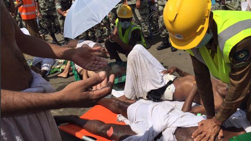 Video Události: Tragédie v Mekce - stovky ušlapaných poutníků