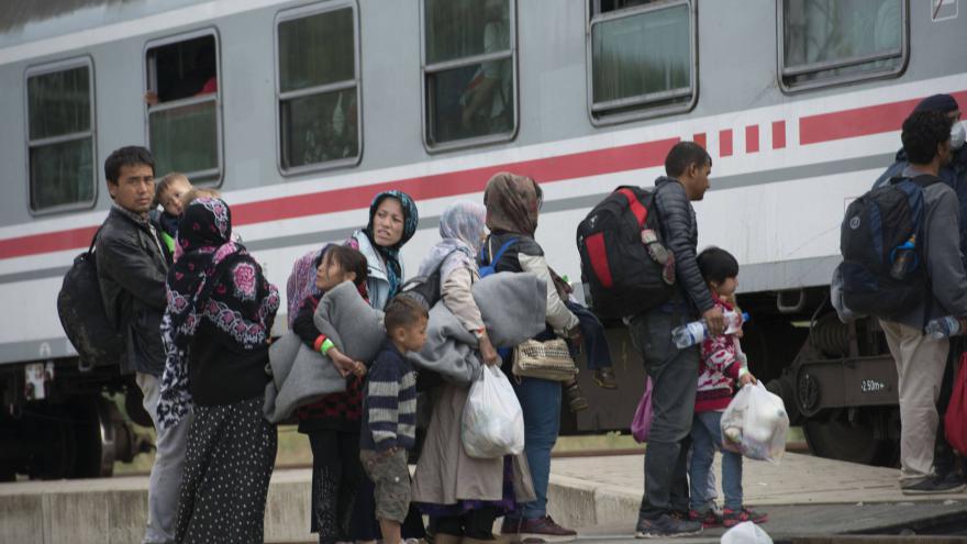 Video Zpravodaj ČT: Uprchlíci nejsou na podzimní počasí připraveni