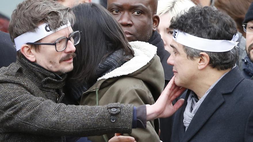 Video Zpravodaj ČT ke sporům v redakci Charlie Hebdo