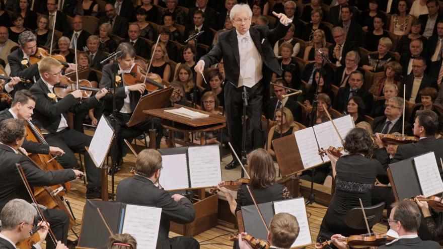 Video Česká filharmonie – zahajovací koncert 120. sezony