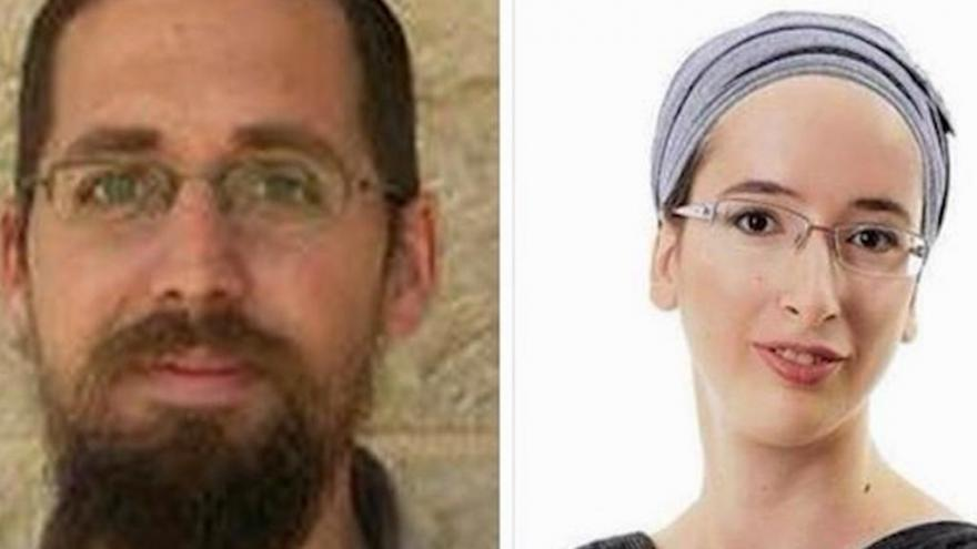 Video Vražda páru na Západním břehu
