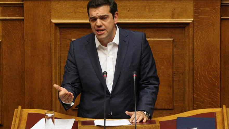 Video Nová řecká vláda dostala důvěru