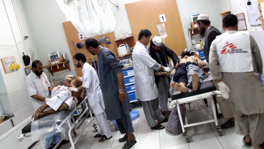 Video Americká armáda potrestá 16 vojáků za útok na nemocnici