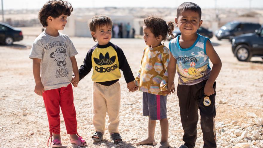 Video Události: Česká pomoc v jordánském uprchlickém táboře