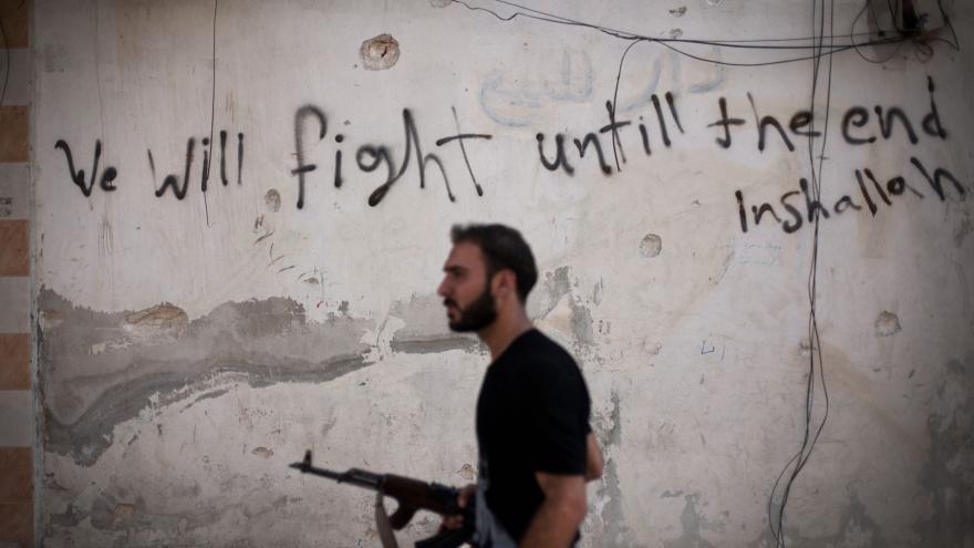 Video Novinář Reizk: Všichni víme, že Asadův režim není udržitelný