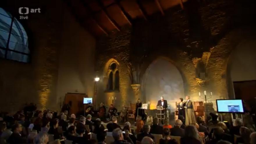 Video Ceny Ministerstva kultury 2015