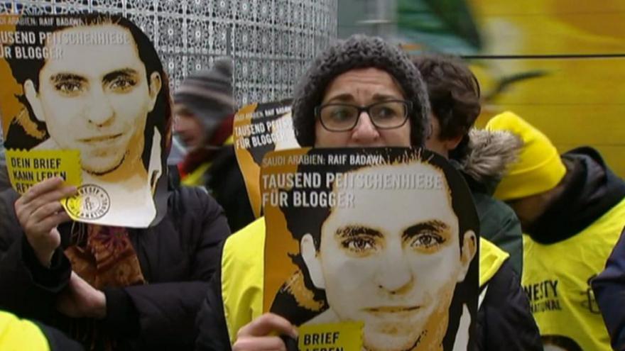 Video Amnesty: Raifovo ocenění upozorní i na další vězně svědomí