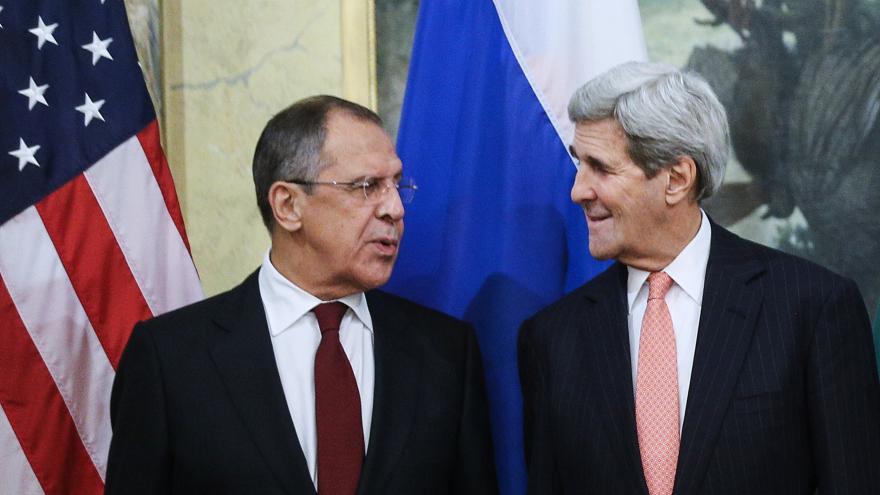 Video Rusko-americké postoje k Sýrii se přibližují