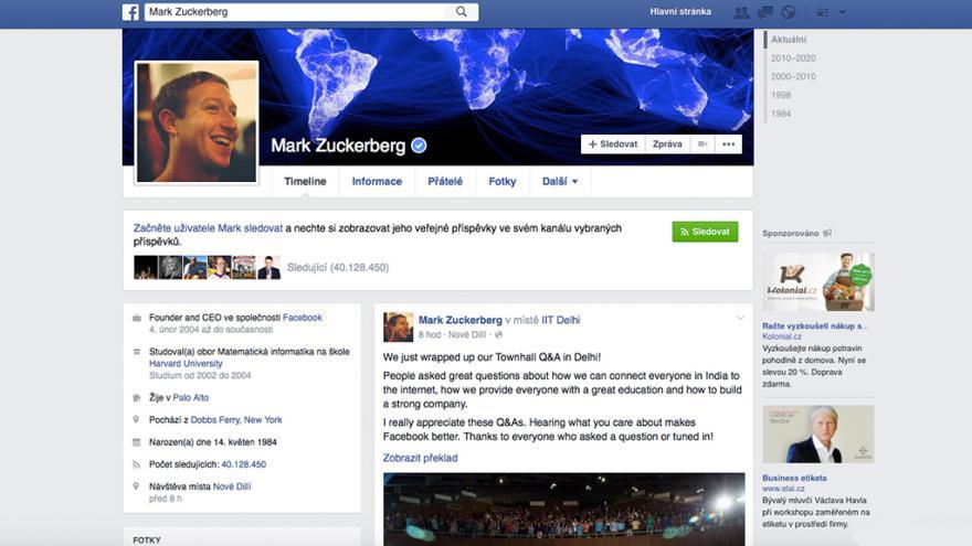 Video Facebook bude mít svůj vyhledávač