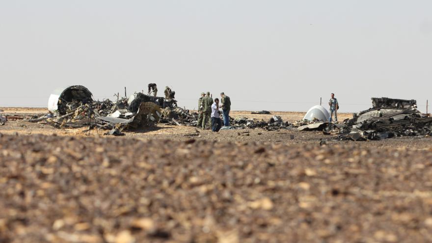 Video Szántó: Odlety Rusů z Egypta pokračují