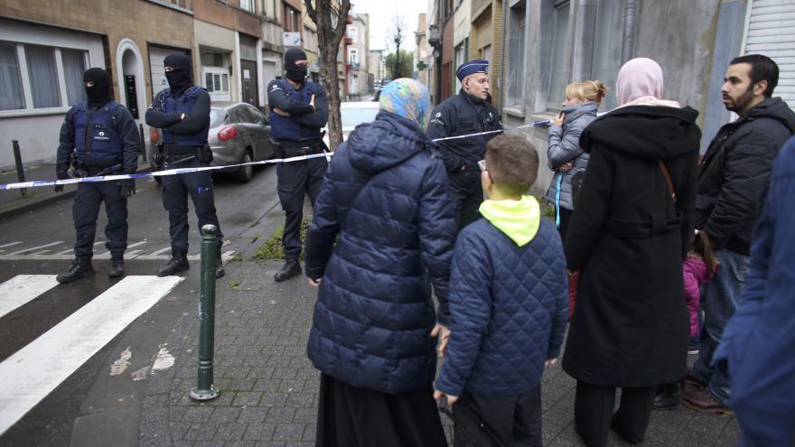 Video Zpravodaj ČT Vostal ke zpřísnění protiteroristických zákonů v Belgii
