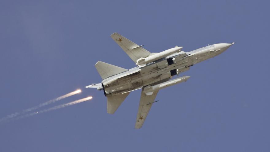 Video Karas: Druhý pilot je údajně na ruské základně