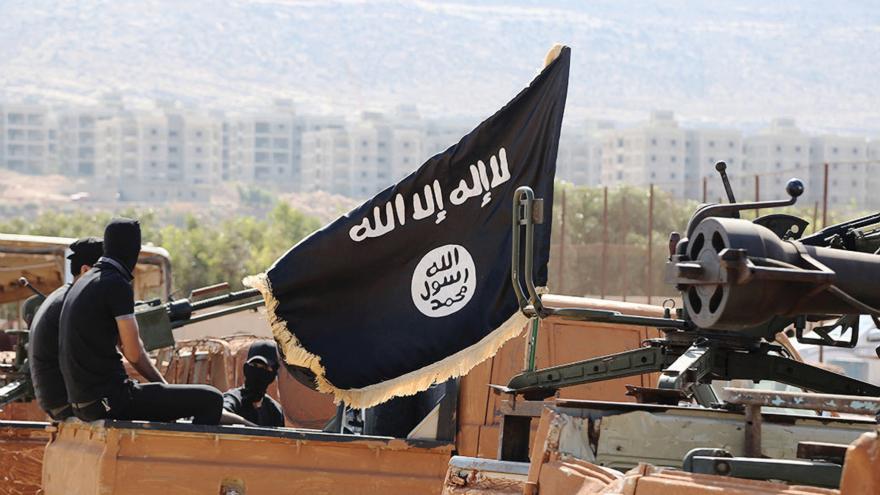 Video Islámský stát přišel o část svého území