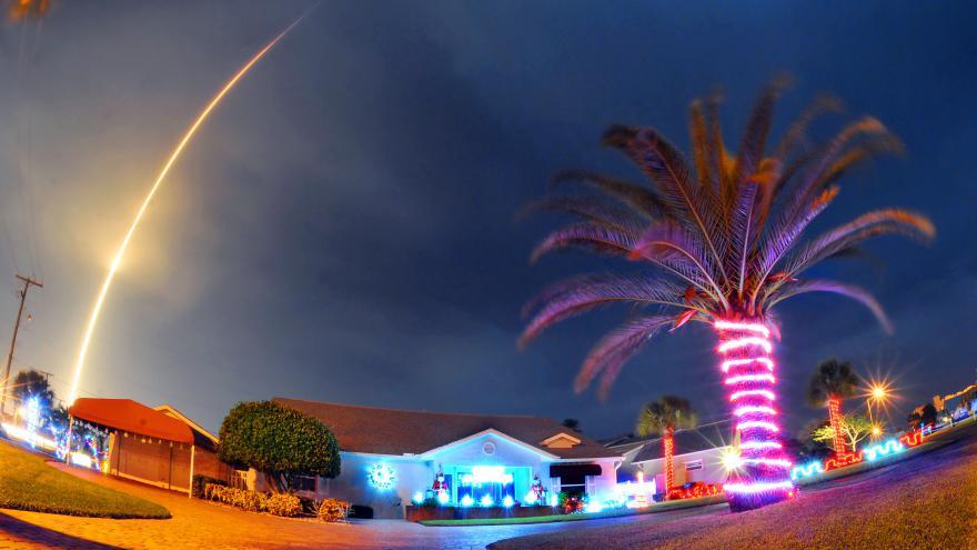 Video Václavík: Start Falconu 9 se odhaduje na 50 až 60 milionů