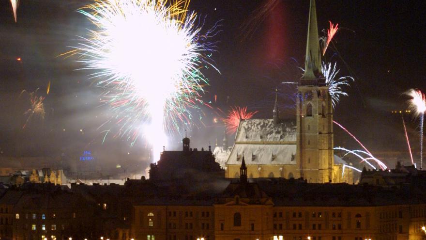 Video Události: Dohled nad novoročními oslavami
