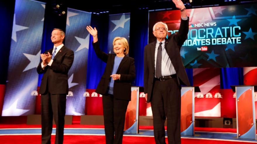 Video Demokratická debata v USA