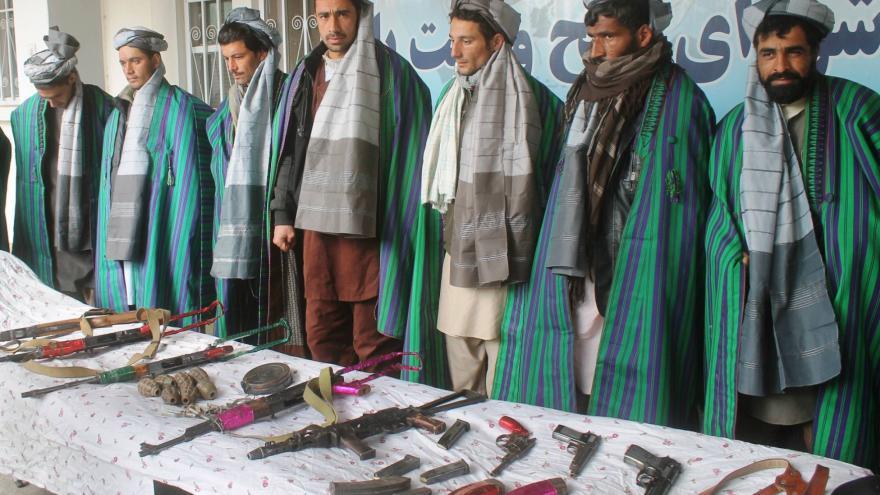 Video USA při náletu zabily vůdce Talibanu