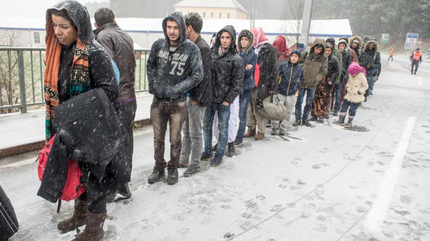 Video Dánsko bude migrantům zabavovat cennosti