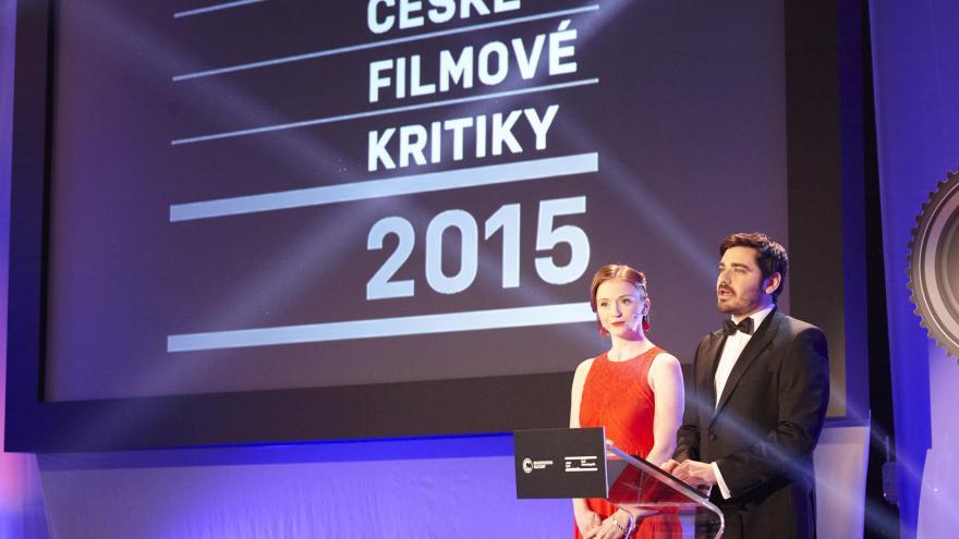 Video Ceny české filmové kritiky 2015