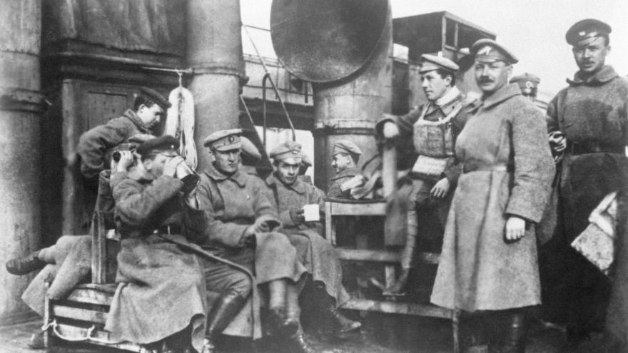 76fb493f8e V Samaře začala pouť po stopách československých legionářů