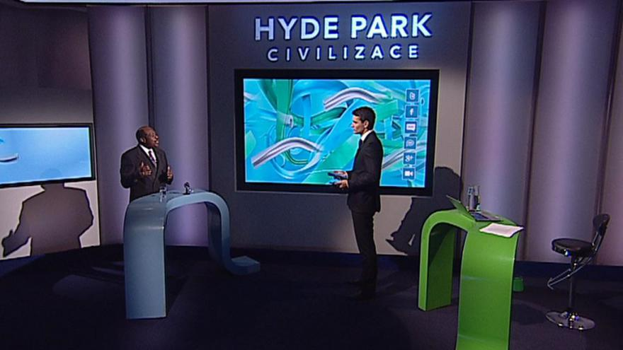 Video Manažer hotelu ve Rwandě v Hyde Parku Civilizace vzpomíná na genocidu v roce 1994