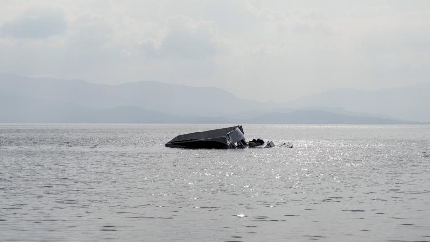 Video Tragédie v Egejském moři: Utonuly desítky uprchlíků
