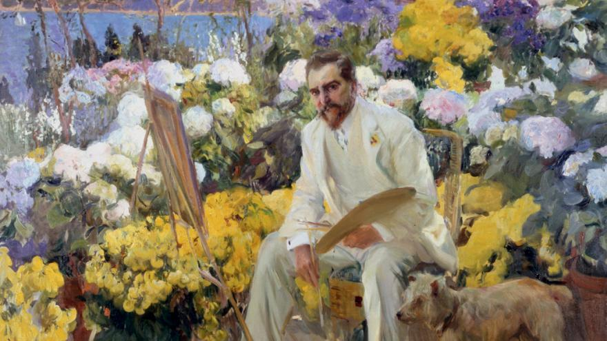 Video Watch the exhibition trailer for 'Painting the Modern Garden: Monet to Matisse'