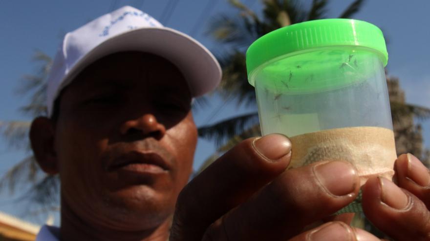 Video V několika floridských okrscích byl kvůli viru zika vyhlášen stav nouze