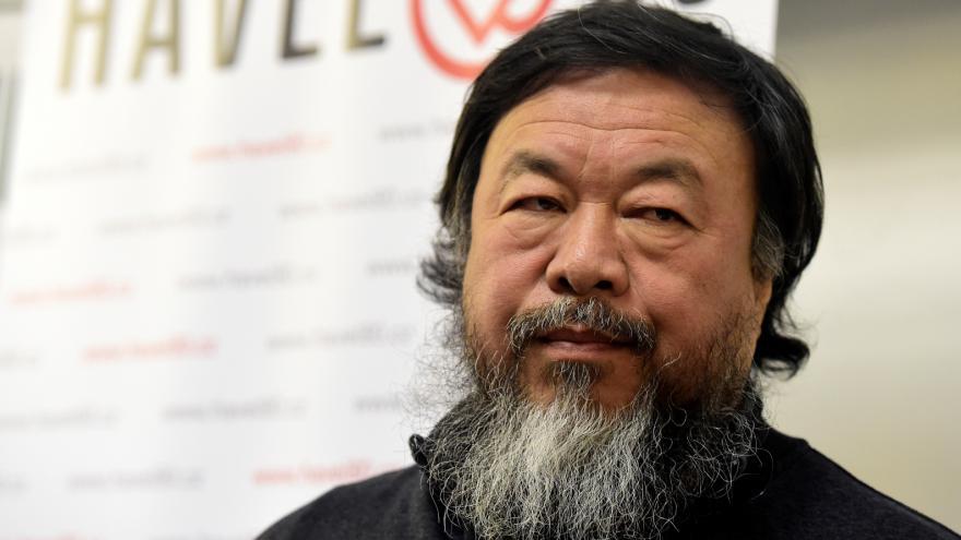 Video Setkání s Aj Wej-Wejem