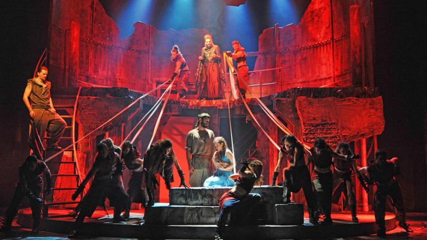 Video Evangelium o Marii jako rocková opera