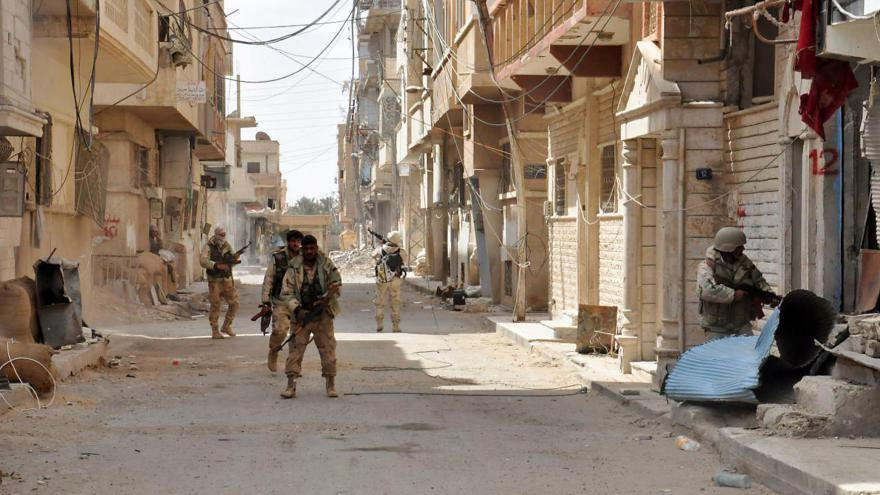 Video USA zvažuje vyslání dalších specialistů do Sýrie