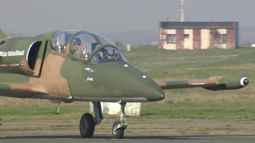 Nástupce legendárního Albatrosu L-39NG dělá první krůčky ve vzduchu